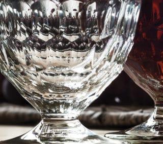 Collection Artois, verres à pied